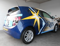 Installation Services - Car Wrap