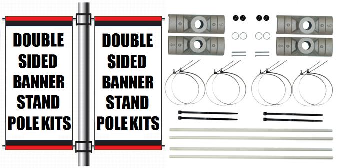 Pole Banner Kits