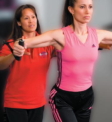 Personal Training Services PTP Southport