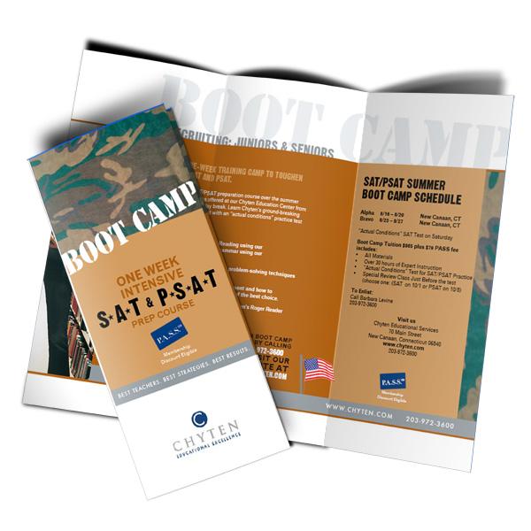 Boot Camp Brochure