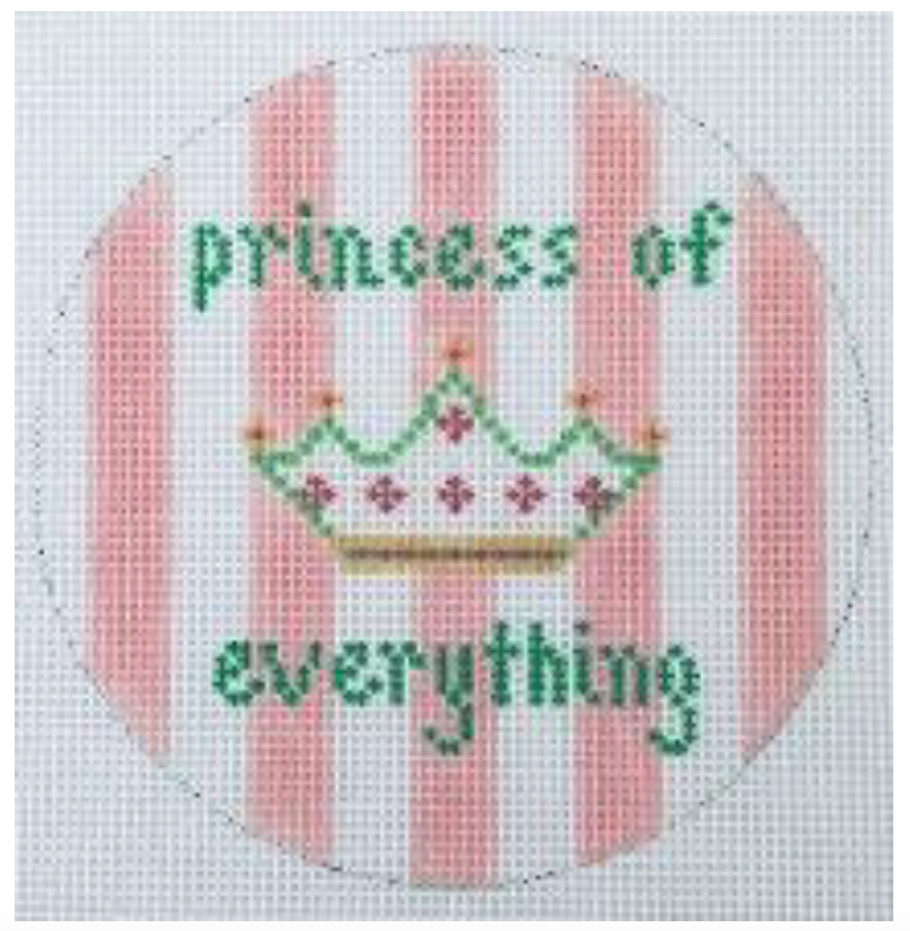 Princess of Everything - Pink Stripes