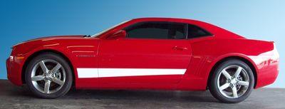 Chevy Camaro Stripping
