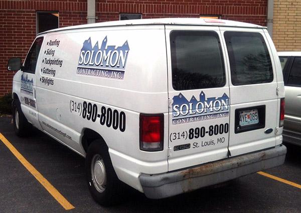 Solomon Van 3