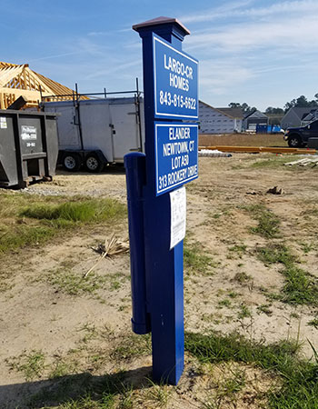 Job Site Signs & Displays