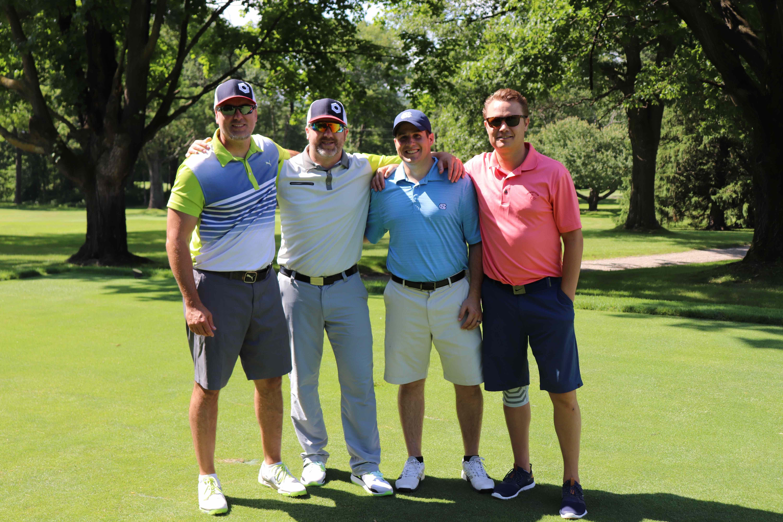 Results: WASDEF Golf Tournament Winners