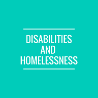 How Disability Causes Homeless--And How You Can Help