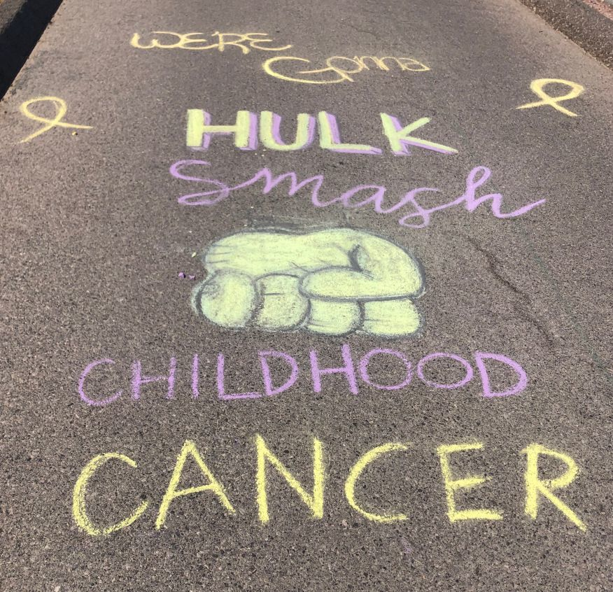 Candlelighters Run inspires students to spread love and help fight cancer
