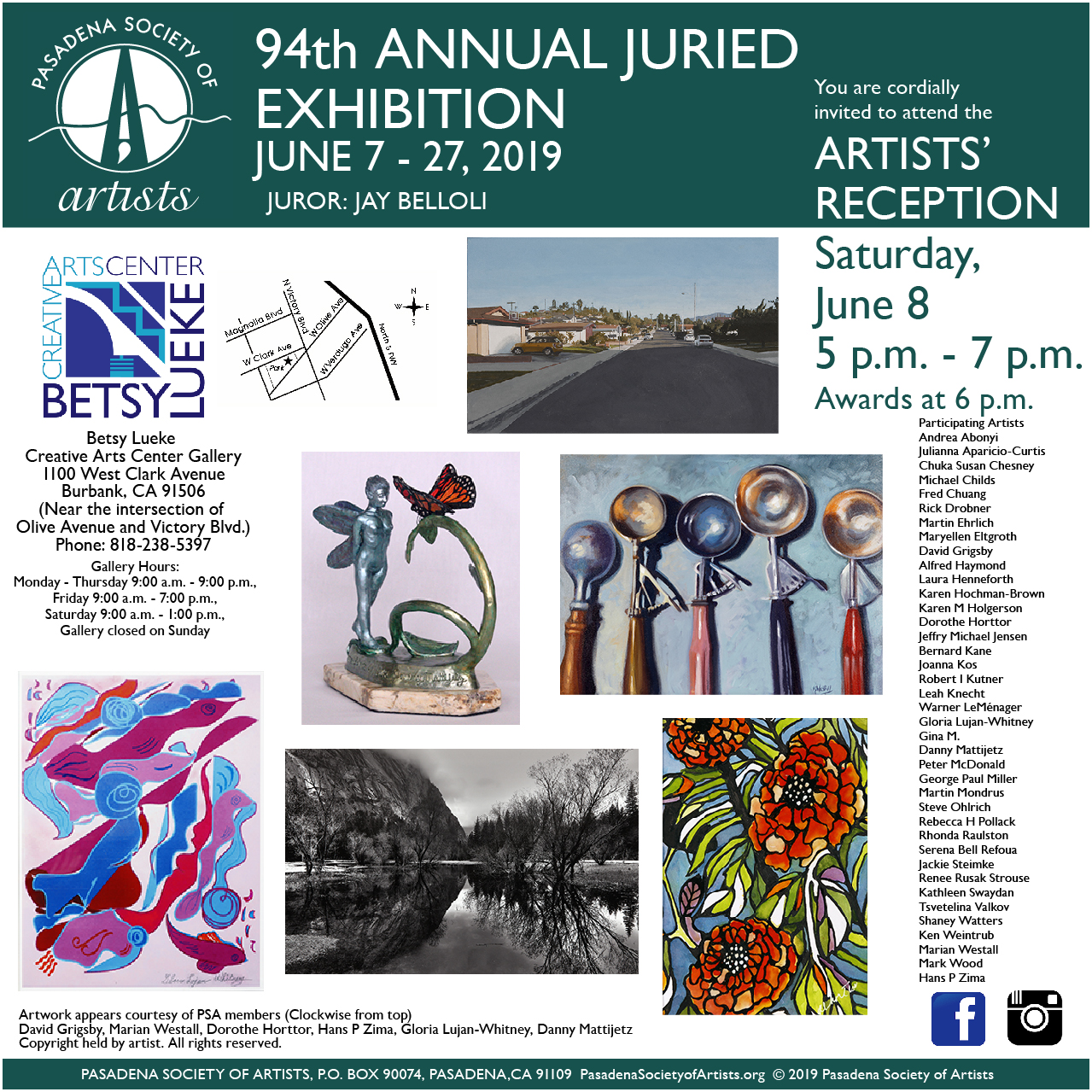 94th Annual Juried Exhibition