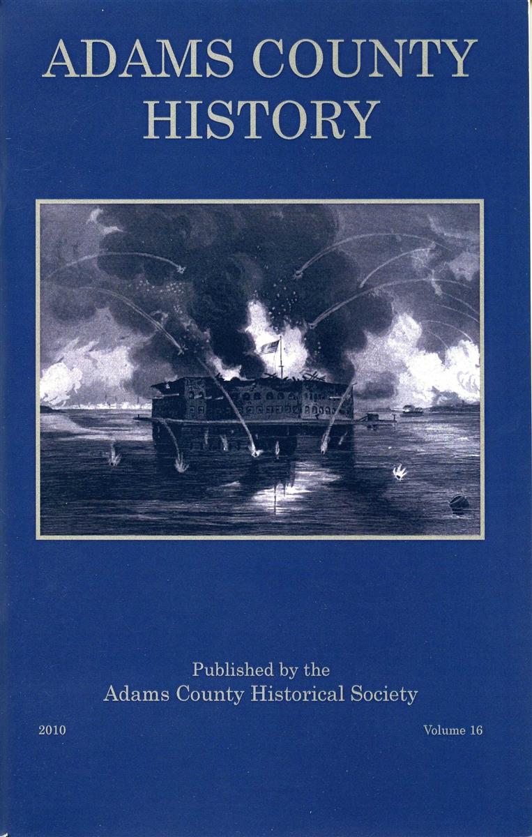 Adams County History Vol 16