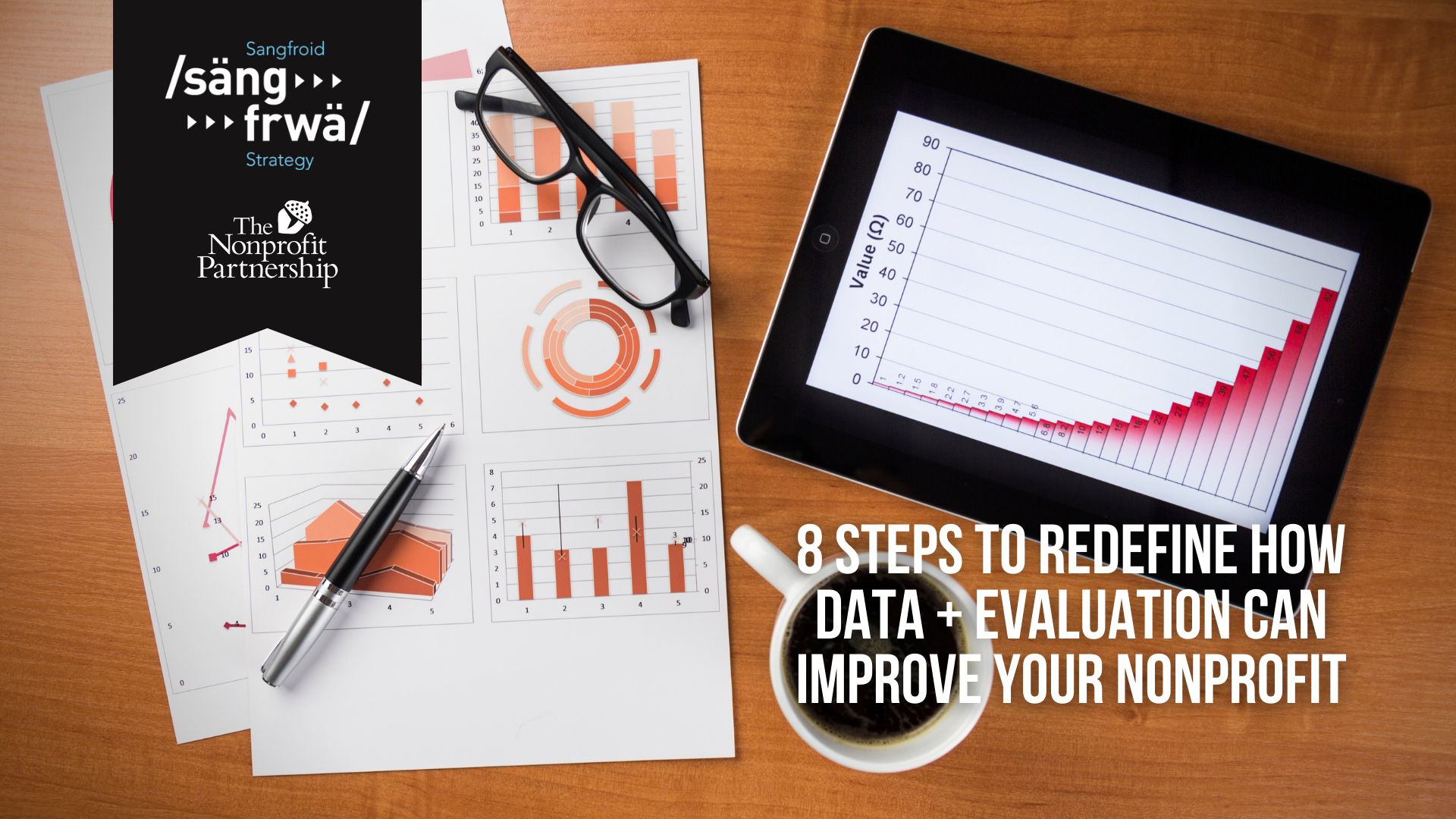 [Zoom Meeting] 8 Steps to Redefine How Data & Evaluation Can Improve Your Nonprofit