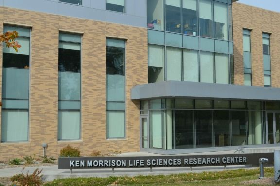 UNL - Ken Morrison Life Sciences Research Center - Lincoln East Campus