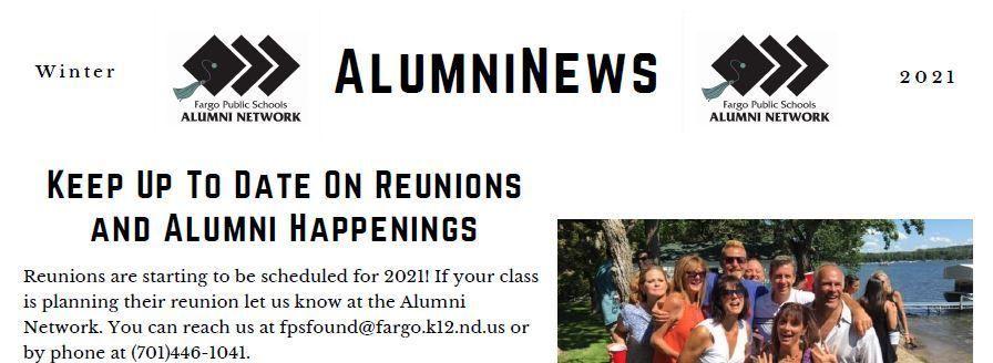 2021 Winter AlumniNews