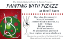 Painting with Pizazz at the Farm: Merry Christmas!