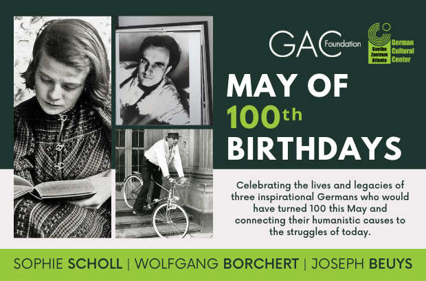May of 100th Birthdays