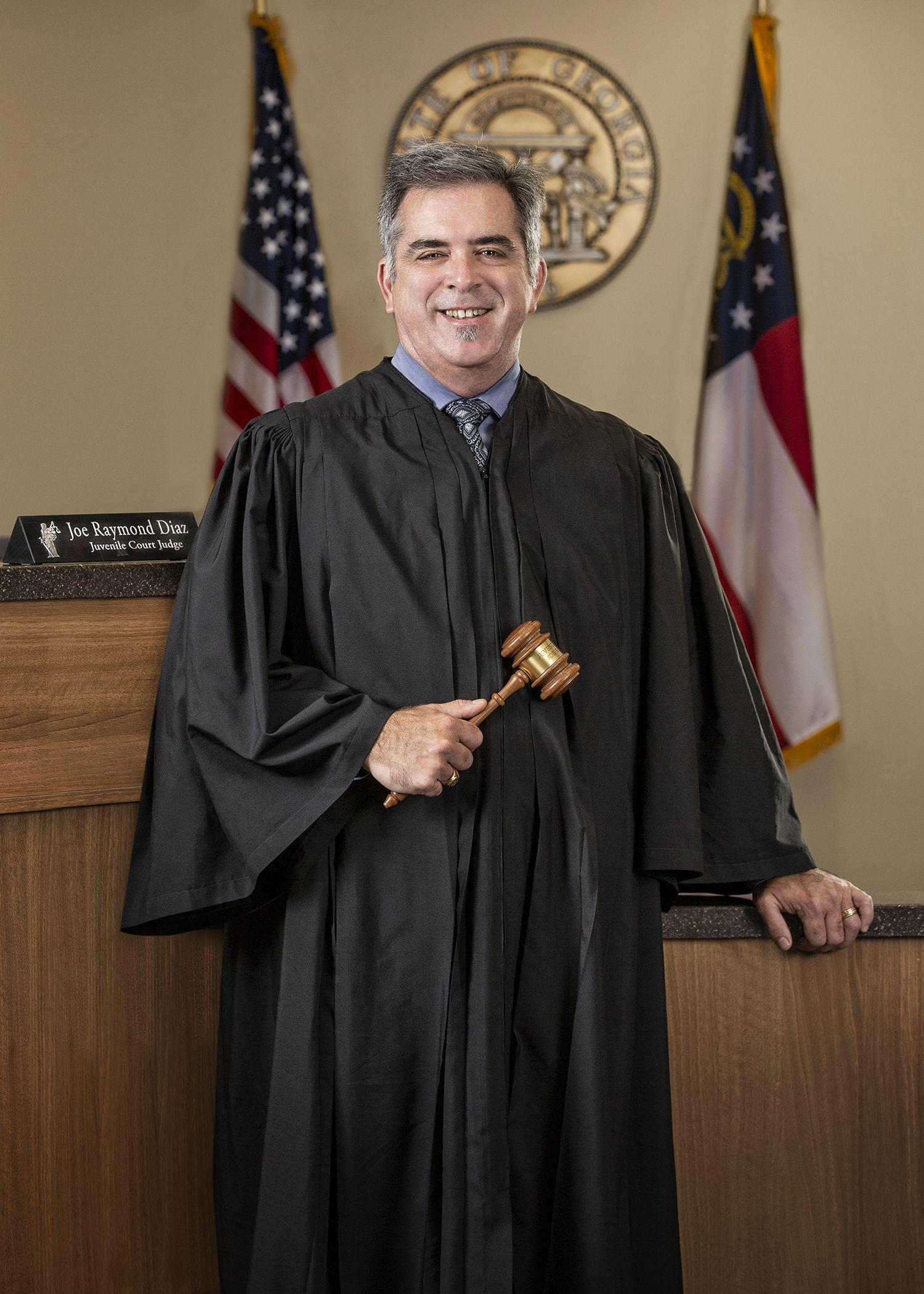 Judge Joe R. Diaz