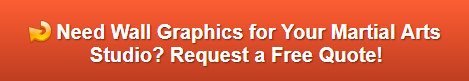 Free quote on wall graphics for martial arts studios Placentia CA