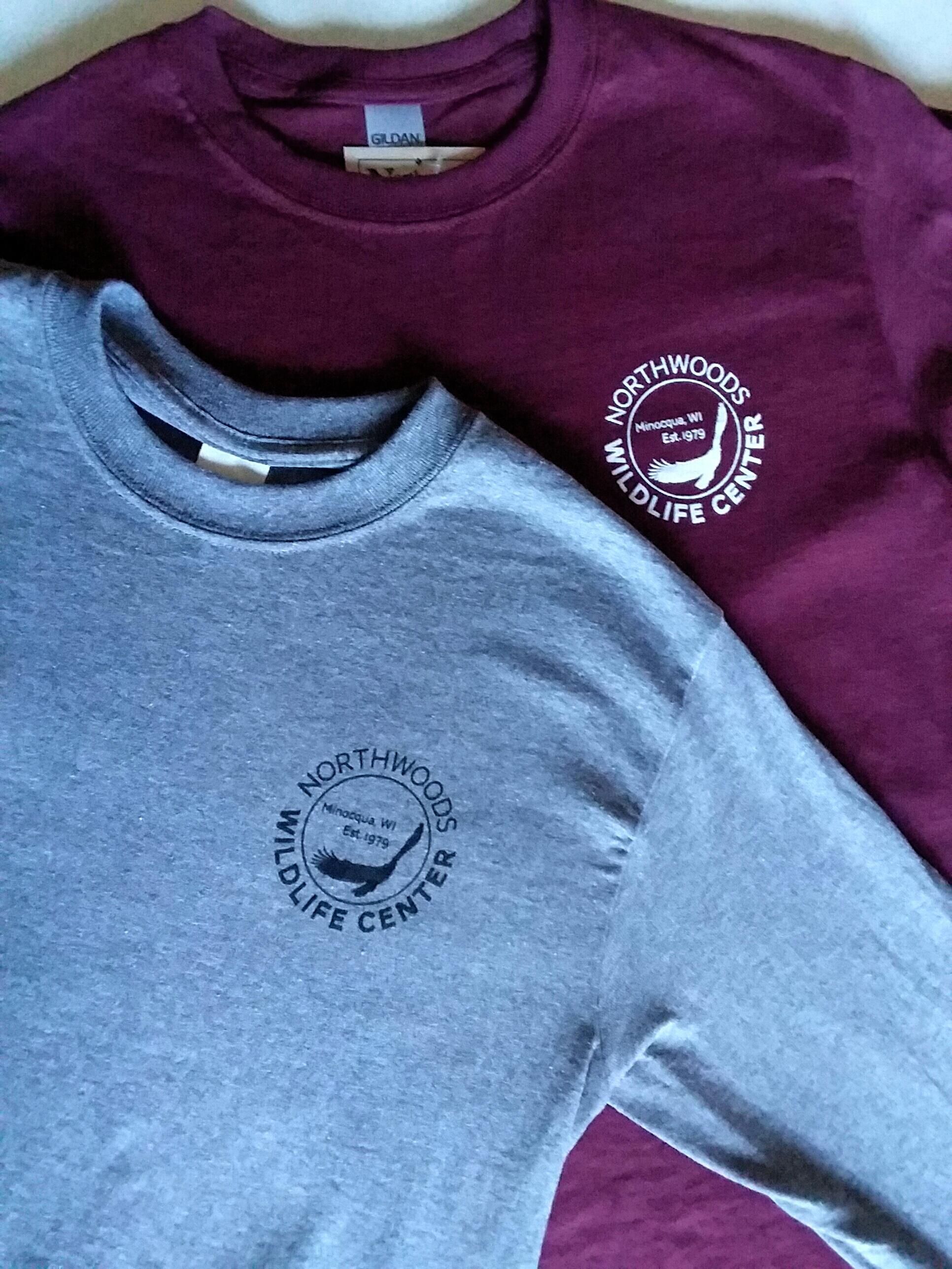 Long Sleeve NWC Logo T-Shirt $21 + $5.50 shipping per shirt