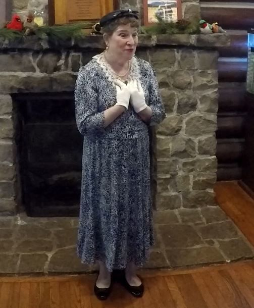 Edith L. Moore Video Portrayal