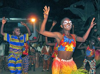 Nkabom Cultural Troupe