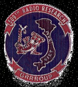 1973: 509th Radio Research Group was resubordinated.