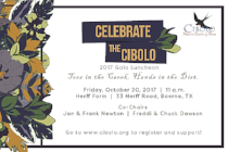 Gala Luncheon - Celebrate the Cibolo