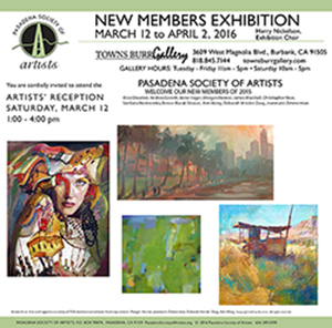 2016-New Members (2015) Exhibition