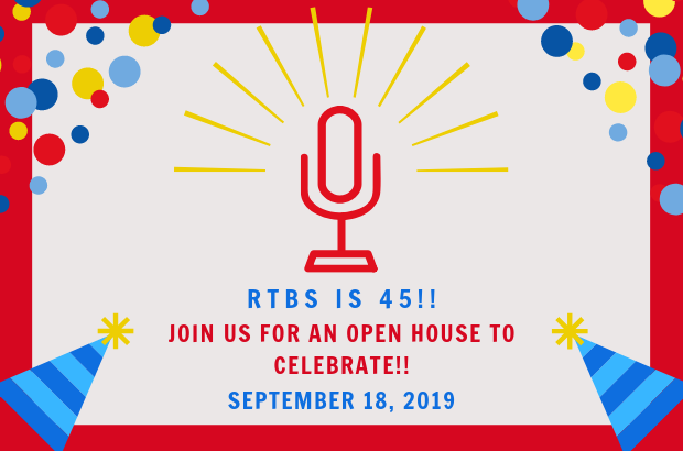 RTBS is 45!