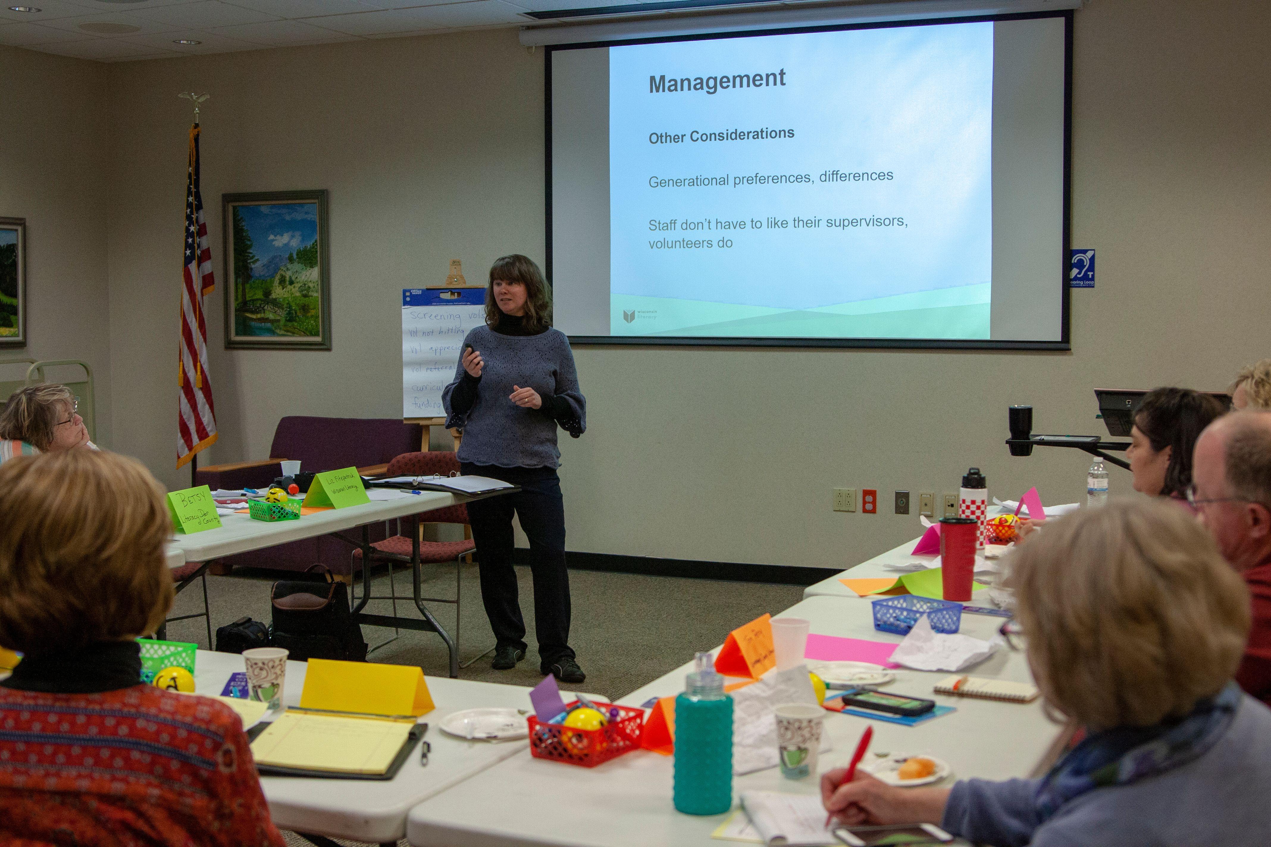 Take advantage of professional development