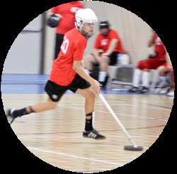 State Floor Hockey