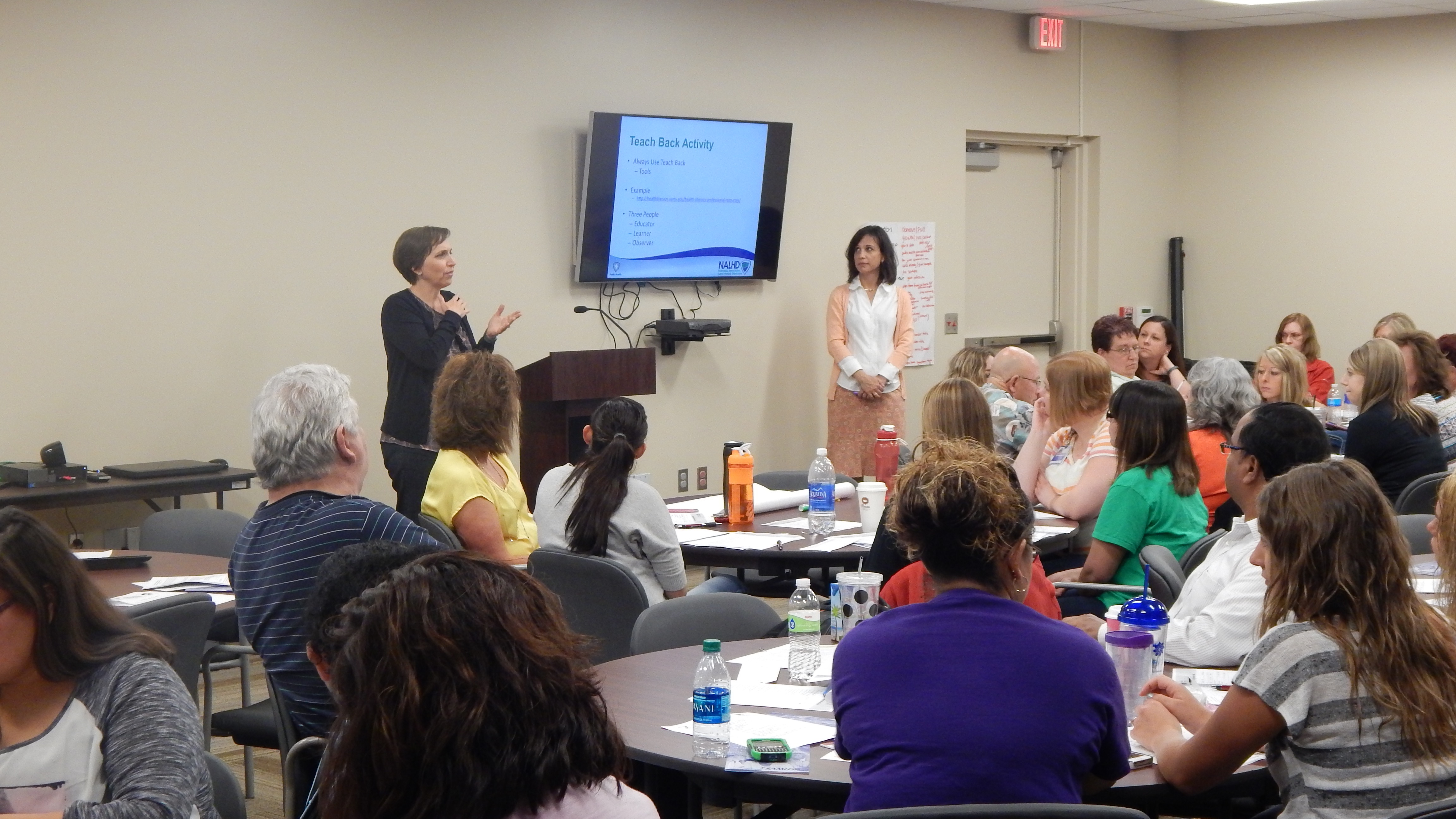 Health Literacy Workshops