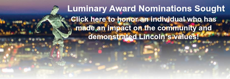 Luminary Award 2016