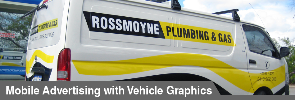 Car Lettering and Graphics