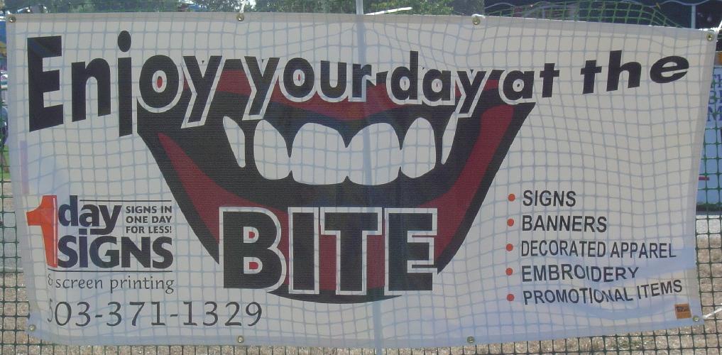 Salem Bite Banner