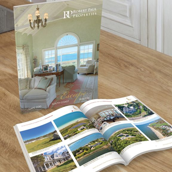 Catalog and Magazine Design