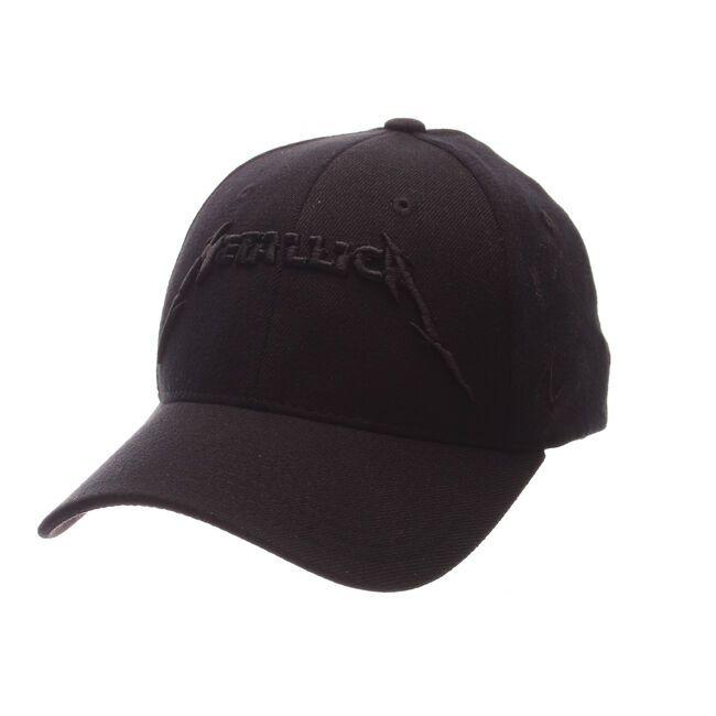 Tonal Glitch Logo Flex Fit Hat