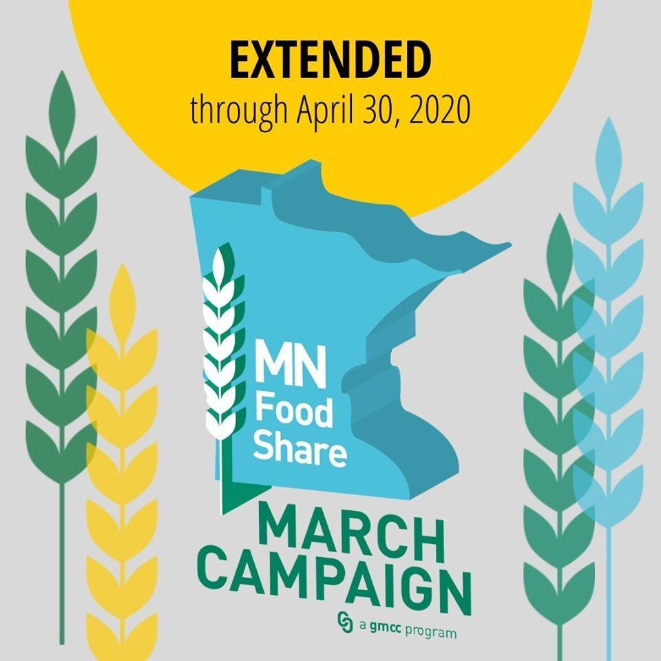 Minnesota FoodShare Extended!