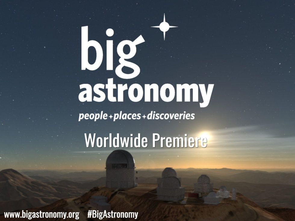Live! Join us for the Streaming of the Big Astronomy Planetarium Show September 26