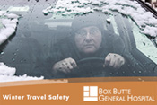 Winter Travel Safety