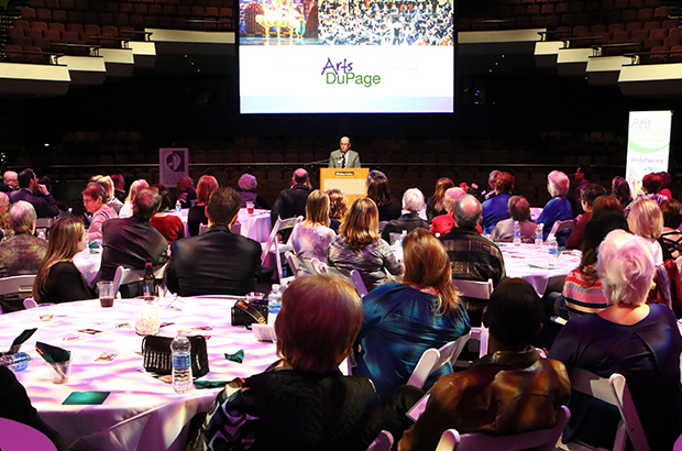 Arts DuPage Website Debuts at Launch Party