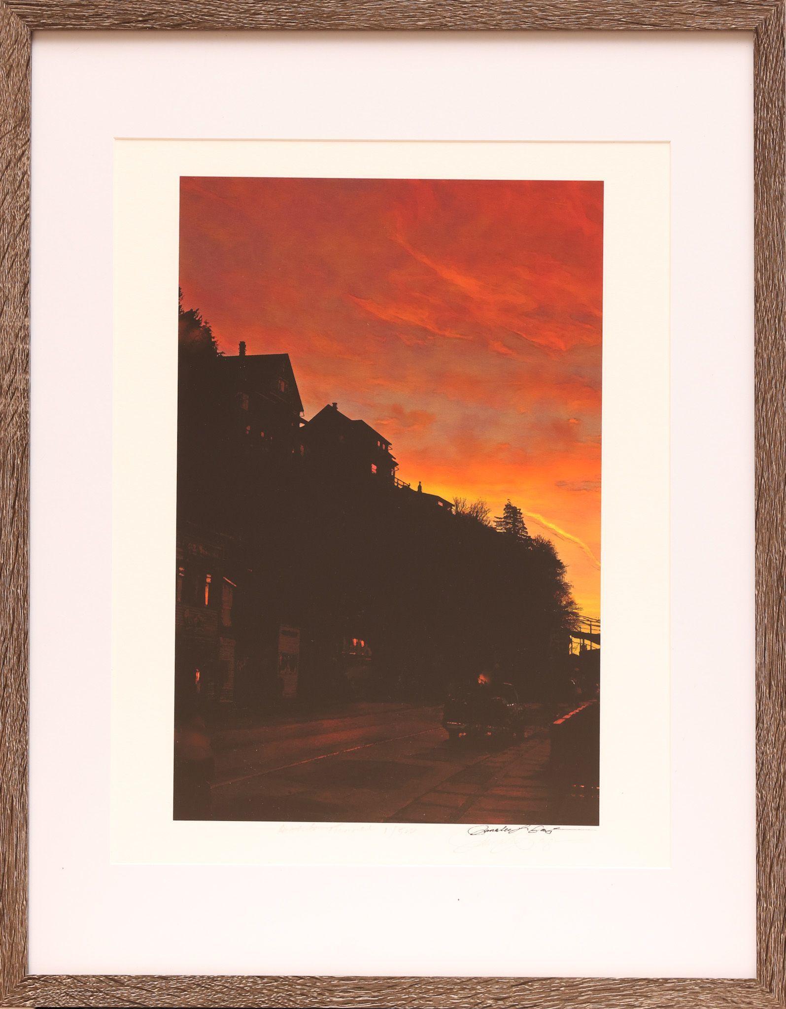 """""""Sunrise"""" - Janalee Gage"""