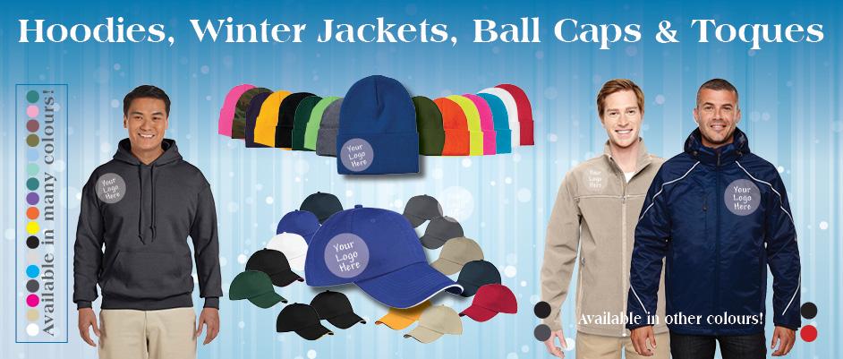 APC Hoodies, Winter Jackets etc