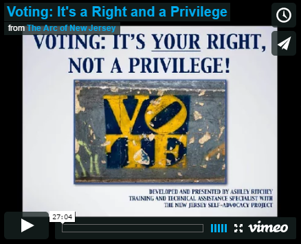 Voting: It's a Right and a Privilege