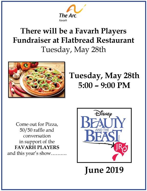 Favarh Players Flatbread Fundraiser