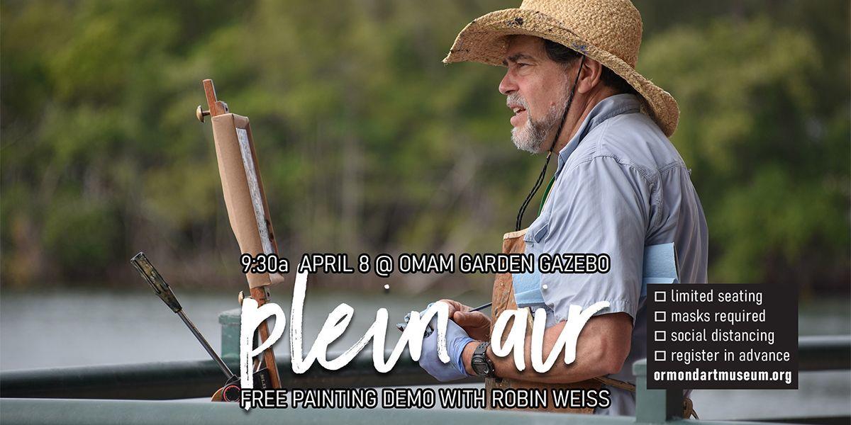 Plein Air Painting Demo