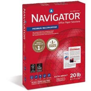 Navigator Multipurpose 20lb Specification Sheet