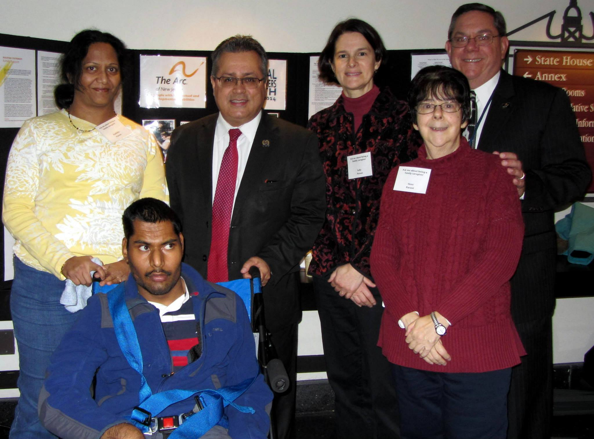 Family Caregivers Month Event at the State House