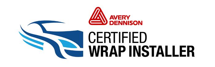Avery Dennison Certified Wrap Installer