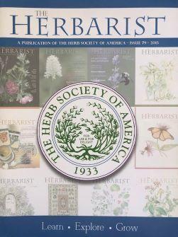 The Herbarist 2013