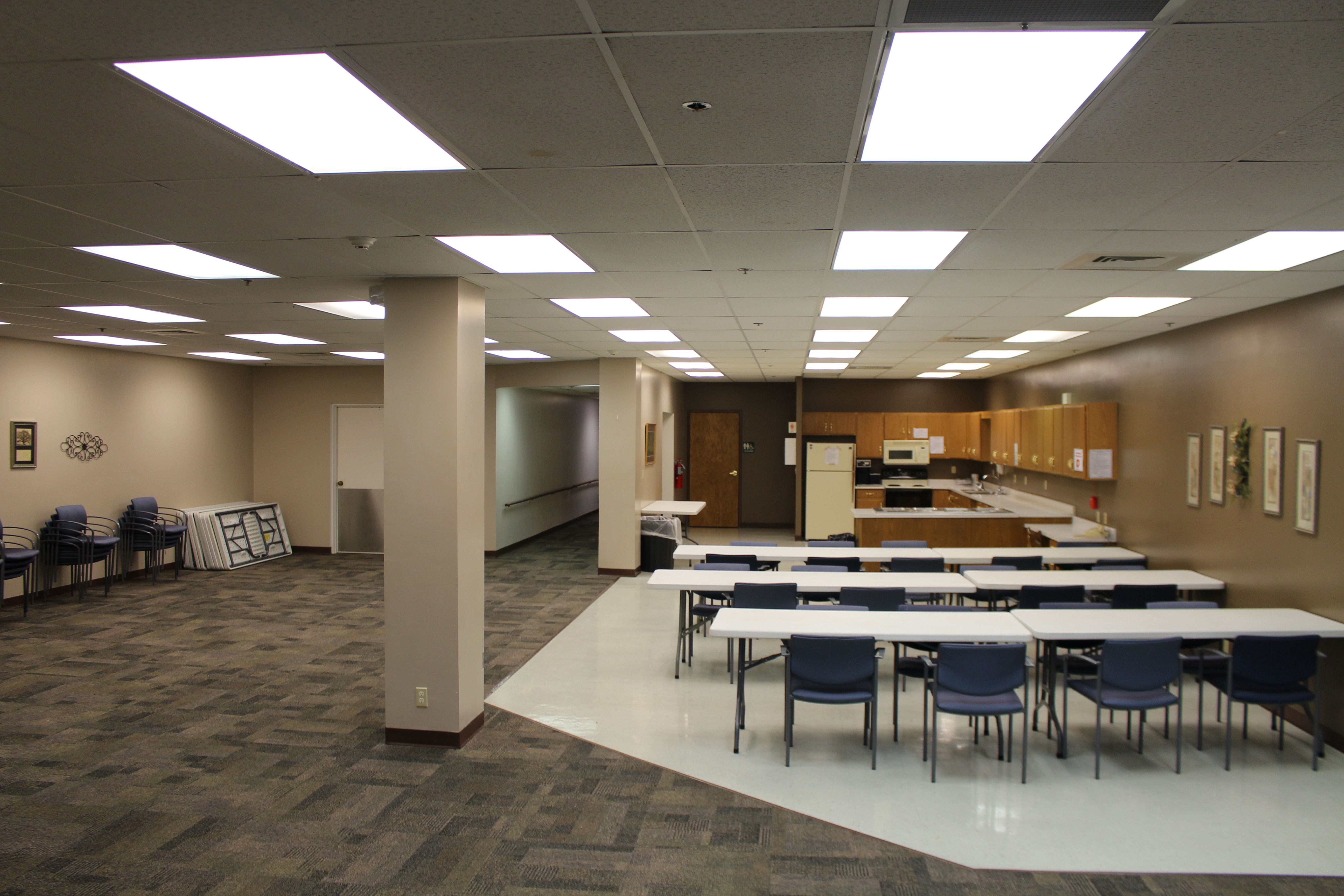 Lower Level Hospitality Room