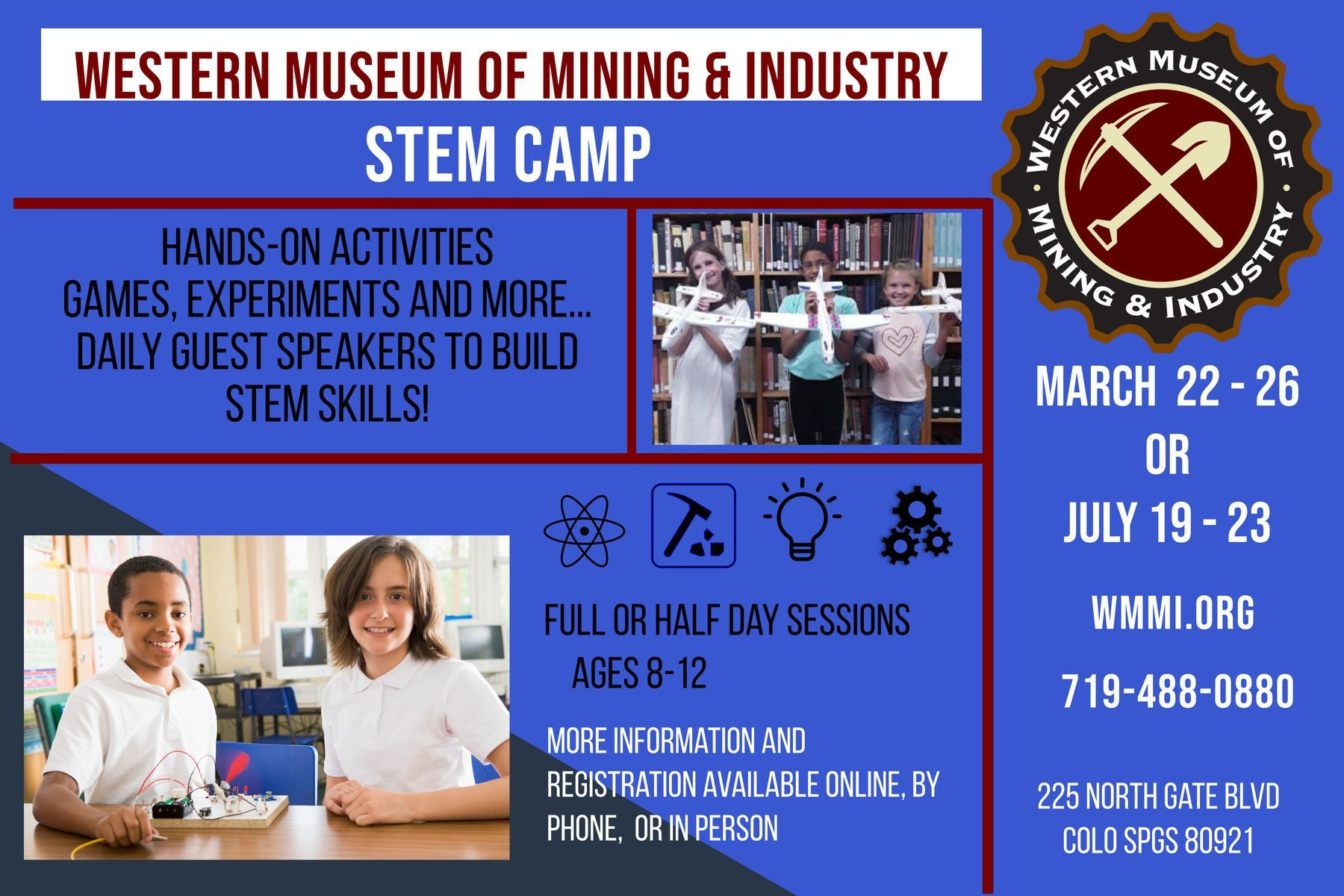 STEM Camps at WMMI